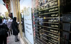 تبعیت نرخ دلار دلالان از صرافیهای بانکی