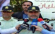ماجرای توقیف خودروی فرزند سردار رحیمی و انتقال آن به پارکینگ