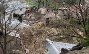 جزئیات جدید از حادثه رانش سنگ در سوادکوه+ تصاویر و فیلم