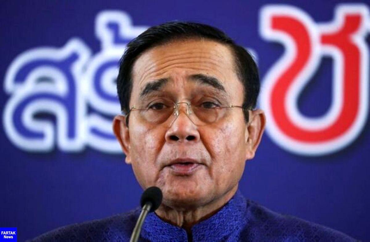 نخستوزیر تایلند: من استعفا نمیدهم