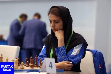 سارا خادم الشریعه با هامبورگ در بوندسلیگای آلمان سوم شد