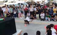 کردستان پایتخت تئاتر خیابانی ایران