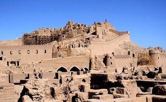 کلیپ جاذبه تاریخی و گردشگری بناهای تاریخی کرمان