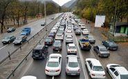 آخرین وضعیت ترافیکی امروز ؛ ۳۱ شهریور ماه