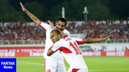 اردن 2_0 سوریه؛ صعود اردن به مرحلۀ یکهشتم نهایی جام ملتهای آسیا
