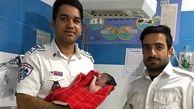 زایمان موفق در آمبولانس اورژانس سبزوار