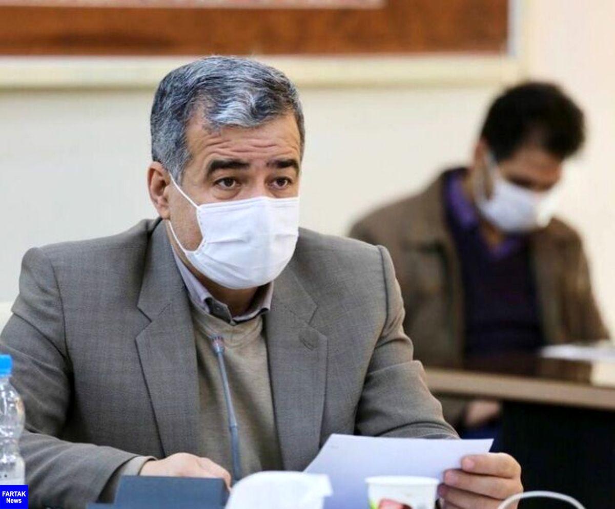 سه شهرستان استان همدان در وضعیت قرمز کرونایی قرار گرفت