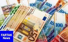 قیمت دلار، قیمت یورو، قیمت درهم و قیمت پوند امروز ۹۸/۰۷/۰۹