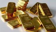قیمت طلا به ۱۳۲۸ دلار رسید