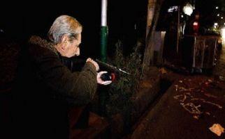 شکار موش های تهران با اسلحه + فیلم