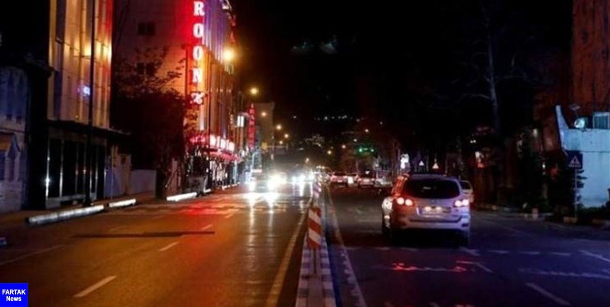 دوردور شبانه لاکچریسواران با مجوز تاکسی اینترنتی