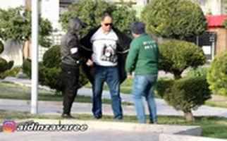 دوربین مخفی عامل انتحاری در تهران!