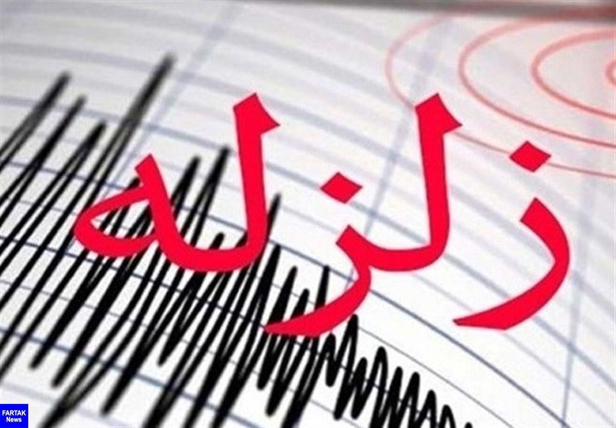 زمین لرزه شدید در تبریز