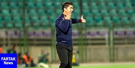 مربی شاهین بوشهر :این تیم باید بازیکن بگیرد تا در آینده موفق باشد