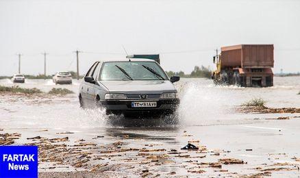 هشدار سازمان هواشناسی به برخی استانها