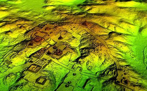 کشف شهری فوق پیشرفته متعلق به تمدن مایا دانشمندان را شوکه کرد