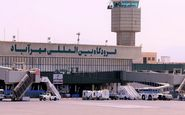 آتش گرفتن موتور هواپیما در پرواز عسلویه_ تهران