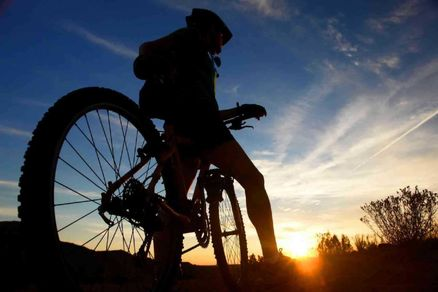 از دیابت نوع 2 با دوچرخه فرار کنید