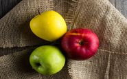 سیب زرد یا سبز؛ کدام کالری کمتری دارد؟