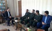 تقدیر فرمانده سپاه کردستان از معلمان