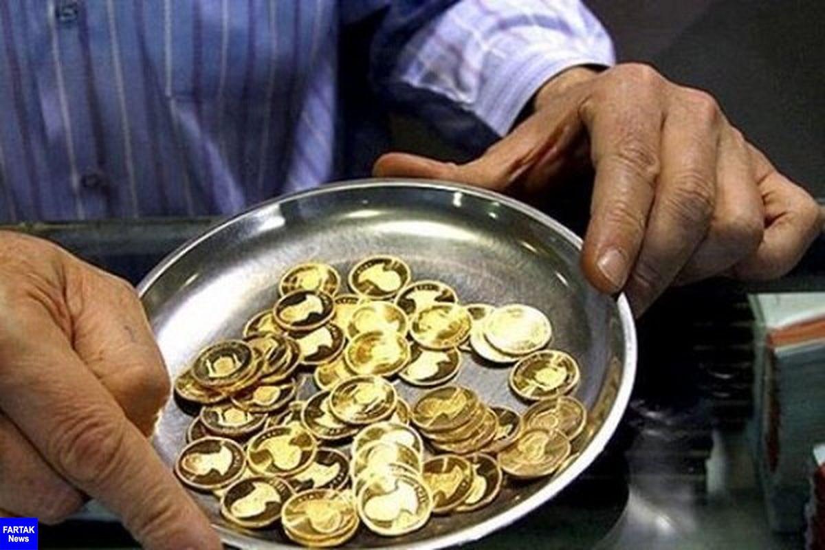 قیمت سکه ۲۰ تیر ۱۴۰۰ به ۱۰ میلیون و ۷۰۰ هزار تومان رسید