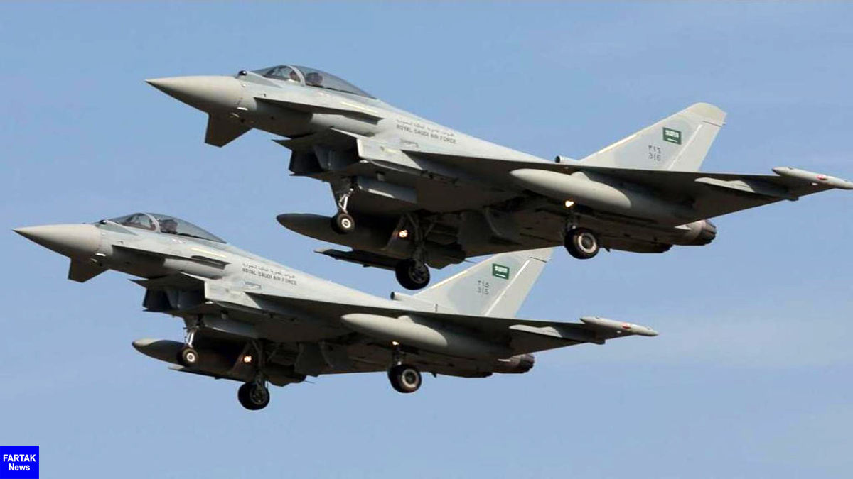 حملات جنگندههای سعودی به الجوف و مأرب