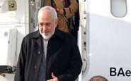 ظریف پس از سفر ۵ روزه به عراق وارد تهران شد