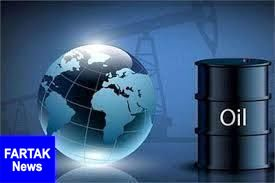 قیمت جهانی نفت امروز ۱۳۹۸/۰۶/۱۵