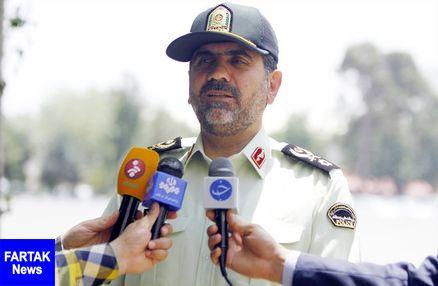 معاون عملیات ناجا خبر داد: تردد یک میلیون و ۷۰۰ هزار زائر از مرزهای چهارگانه