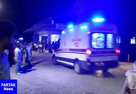 دستکم ۴کشته و ۱۳ زخمی در پی انفجار بمب در دیاربکر ترکیه