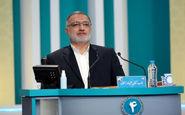 کنارهگیری زاکانی از انتخابات به نفع رئیسی