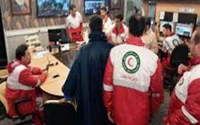 فیلم| اعلام آمادهباش نیروهای هلال احمر در مناطق زلزلهزده