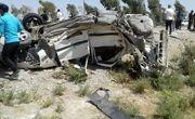 تصادف در جاده گتوند- جنت مکان ۲ کشته و ۲ مصدوم بر جا گذاشت