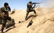 الحشد الشعبی پایگاه داعش را در دیاله منهدم کرد