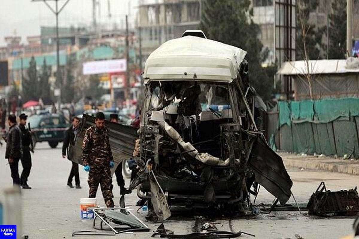 انفجار یک خودرو بمب گذاری شده در ولایت بغلان افغانستان