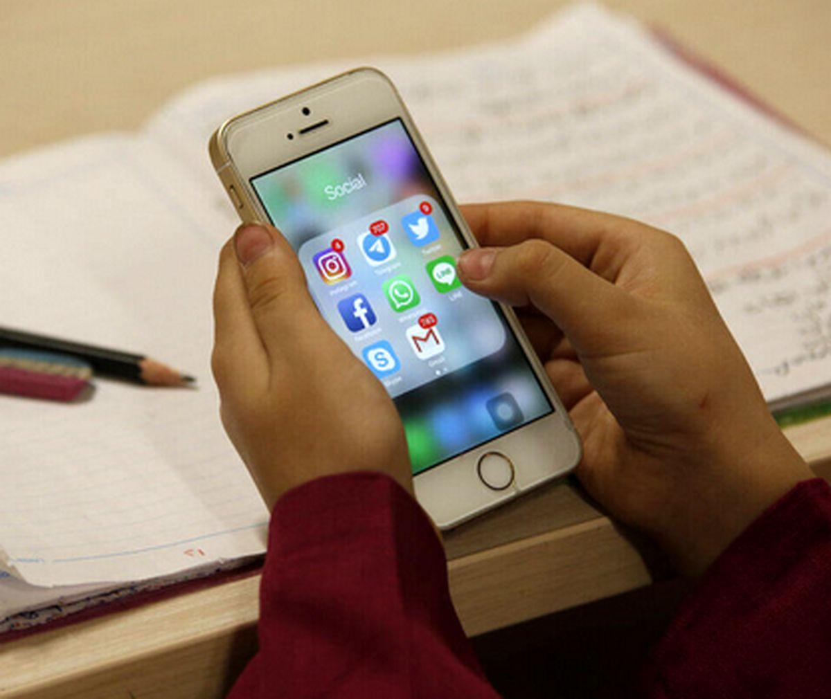 ساعات حضور دانشآموزان در شبکه شاد مشخص شد