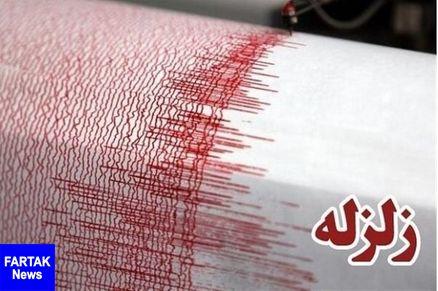 زلزله ۴.۲ ریشتری سروستان را لرزاند