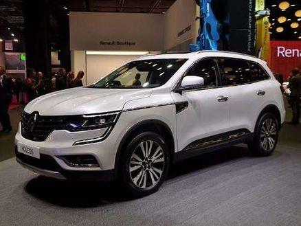 رنو کولئوس جدید در نمایشگاه خودرو تهران رونمایی خواهد شد