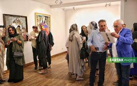 نمایشگاه هنرهای تجسمی و عکس هنرمندان سرشناس ایرانی