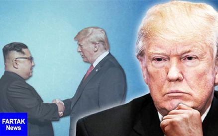 ترامپ: تحریم های کره شمالی همچنان برقرار است