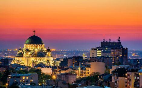 سفر به صربستان   جاذبه گردشگری در پایتخت صربستان