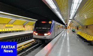 تعطیلی مترو فرودگاه امام خمینی(ره) در روز ارتش