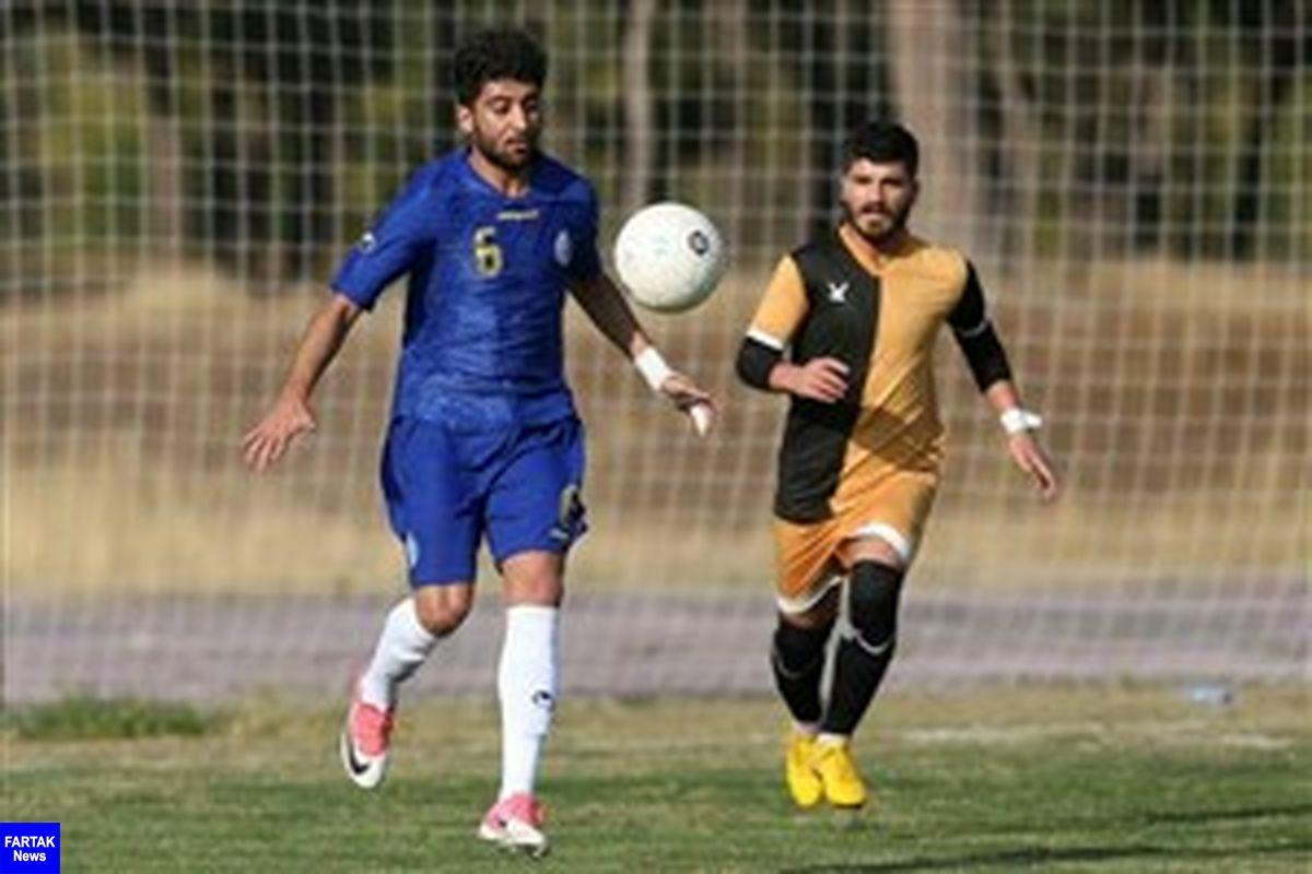 توقف استقلال مقابل تیم حسن اشجاری