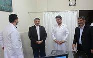 حضور سرزده رئیس سازمان پزشکی قانونی کشور در پزشکی قانونی استان کرمانشاه