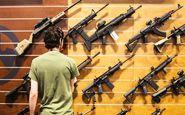 هر آمریکایی ۱.۲ اسلحه