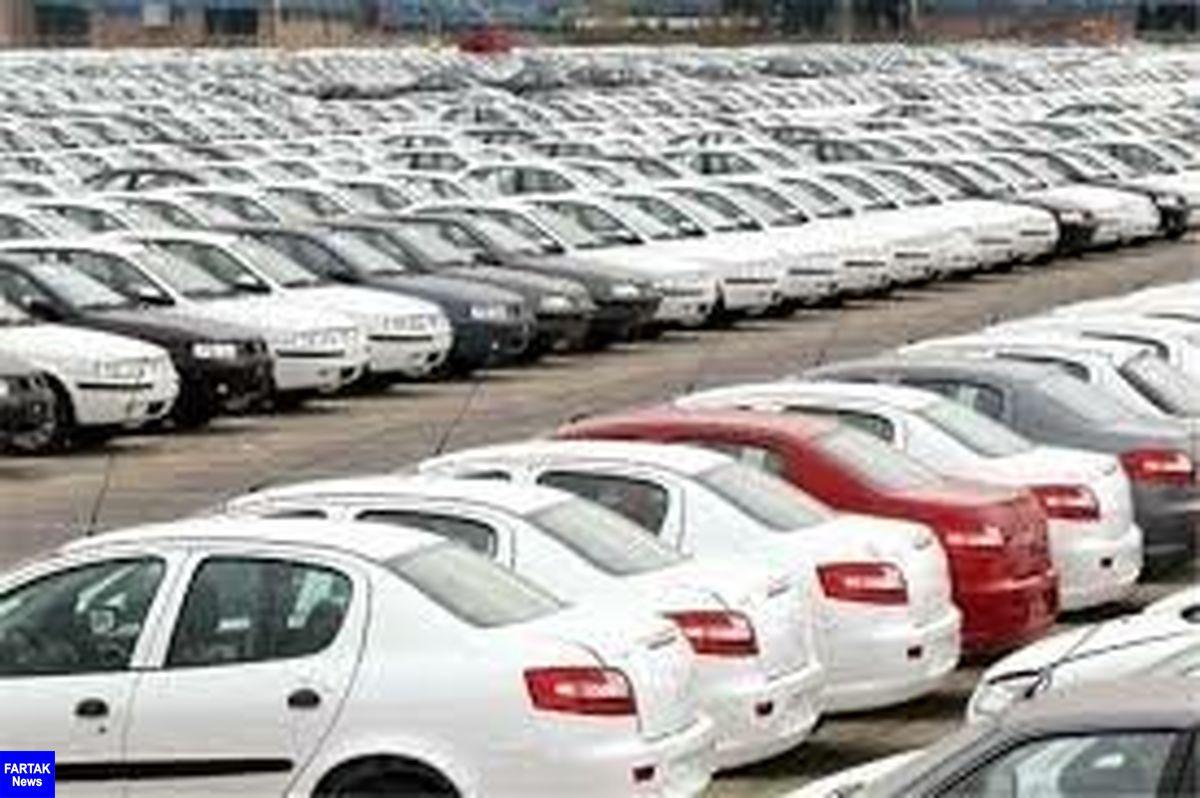 ریزش ۱۰ درصد دیگر قیمت خودروها در بازار