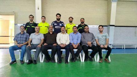 اعلام اسامی کادر اجرایی و داوران رقابت هندبال قهرمانی نوجوانان کرمانشاه