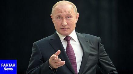 پوتین از پیشنهاد رئیس جمهوری اوکراین برای مذاکرات استقبال کرد