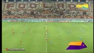 خلاصه بازی فولاد خوزستان 0 - 0 پیکان + فیلم
