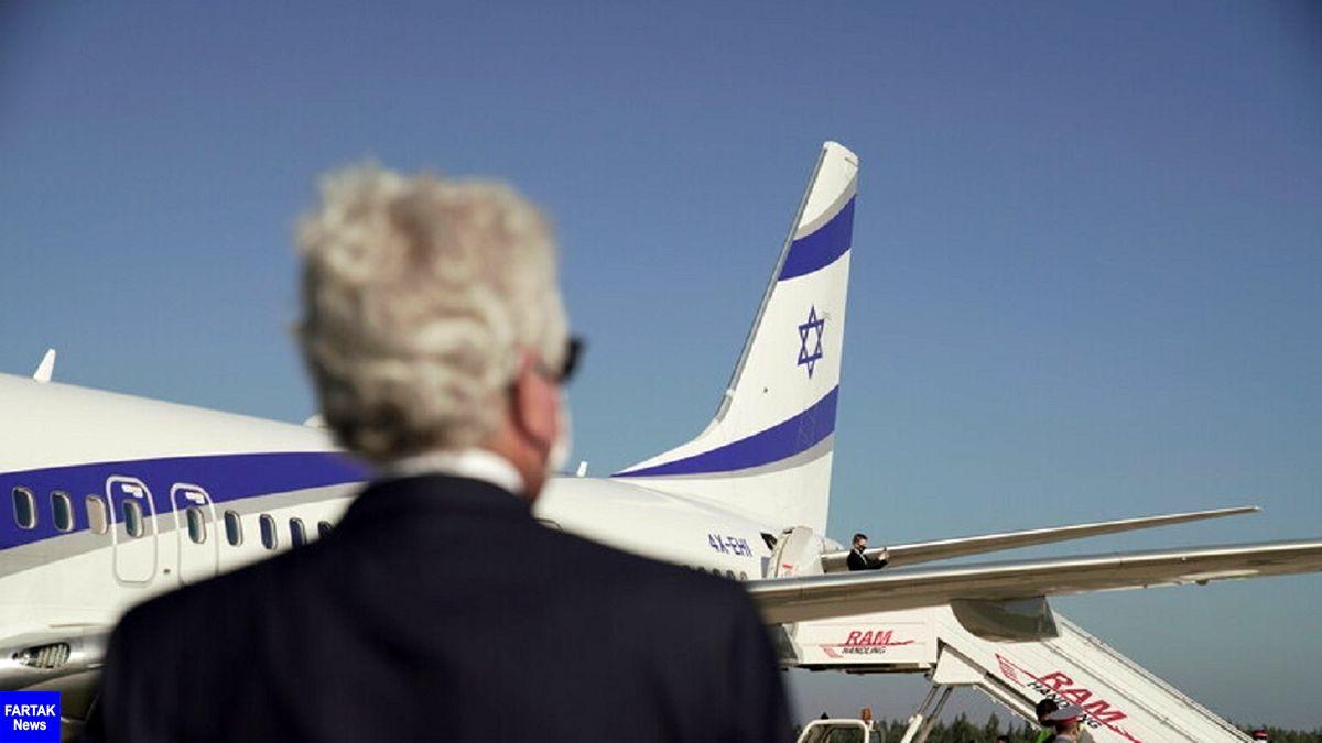 رژیم صهیونیستی و مغرب قرارداد پرواز مستقیم امضا کردند